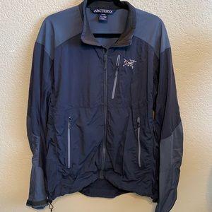 Arc'teryx windbreaker jacket size large